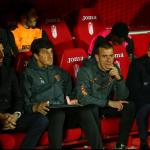 Partido Granada CF-UD Las Palmas. Temporada 2016-2017. 1ª División