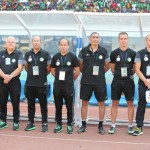 Partido Zambia-Argelia. Clasificación Mundial Rusia 2018. Septiembre 2017